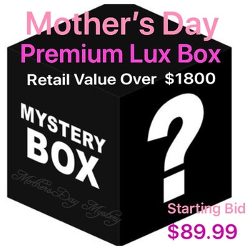 Mother's Day Luxury Beauty Box Retail Over $1800
