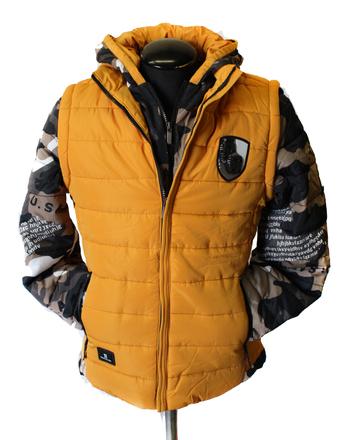 Men's/Boys Multi Purpose Jacket/Vest - Size Men's/S - Boys 2X