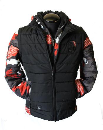Men's/Boys Multi Purpose Jacket/Vest - Size Men's/S - Boys XL