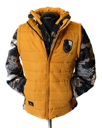 Men's/Boys Multi Purpose Jacket/Vest - Size Men's/M - Boys 3X