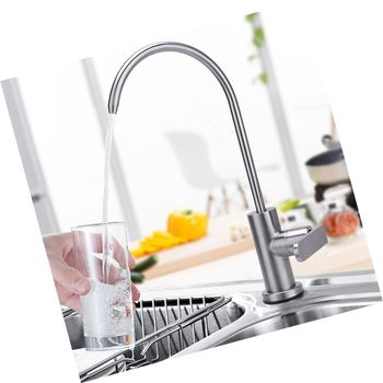 Single Handle Drinking Water Faucet, Cold Water Filter Faucet