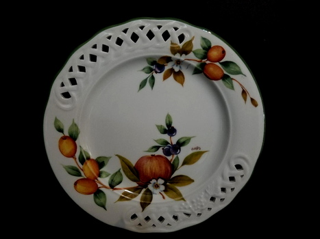 Hand Painted Italy Design Ceramic Collectors Plate