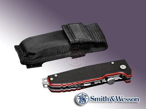 Smith & Wesson Extreme Ops Urban Camo Knife