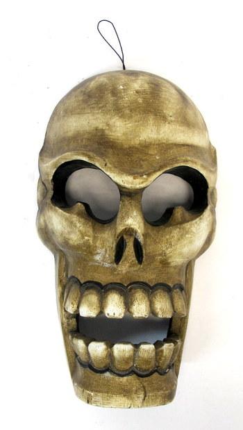 Skull  Mask Wall Hanging