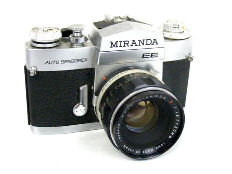 Miranda Sensorex EE  SLR Camera