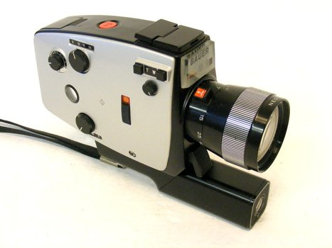 Bauer Royal 10E Macro Camera