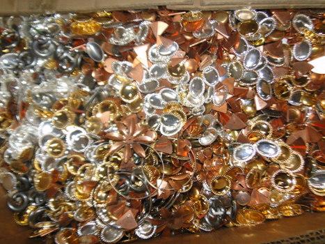Earrings 100 Pair