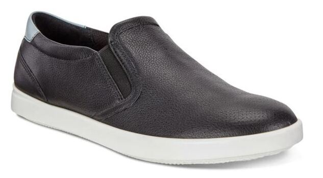 Ecco Women's Aimee Slip On Shoes, Black, Size 9 to 9.5 Retail: $135.00