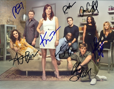 Private Practice TV Show 8 Cast Members Signed Autographed 8x10 Photo w/coa $750 Retail