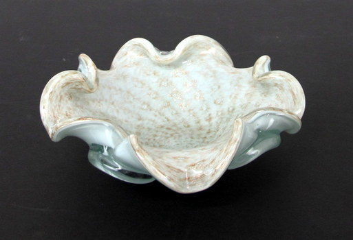Vintage Murano Candy Dish