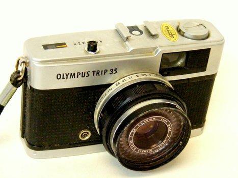 1968  Olympus Trip Camera