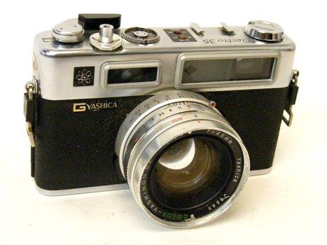 Yashica Electro 35 GS Camera