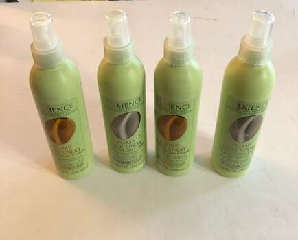 4 Silkience Pump Hairspray 8.4 oz