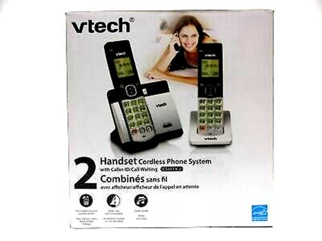 VTECH 4 Handset Cordless Phone System