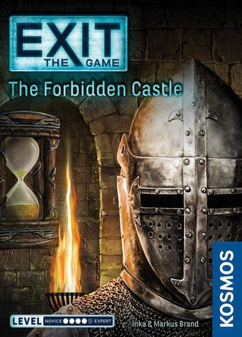 """KOSMOS Exit the Game """"The Forbidden Castle"""""""