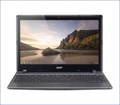 "Acer Chromebook C720 11.6"" Laptop with Intel Celeron Processor"