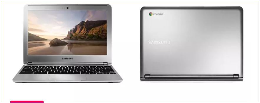 "Samsung 11.6"" Chromebook with 1.7GHz Exynos 5 Dual-Core Processor"