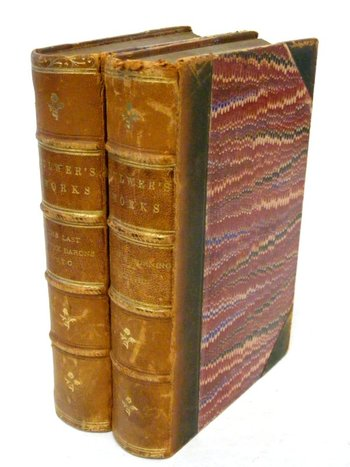 2 Volumes - Bulwer's Works