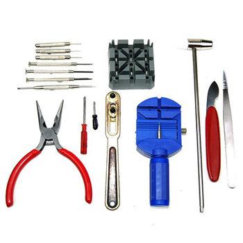 16 pc Professional Watch Repair Tool Kit