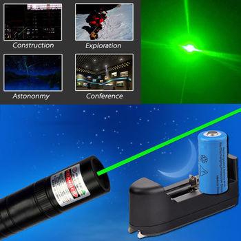 10 Miles Green Laser Pointer Pen