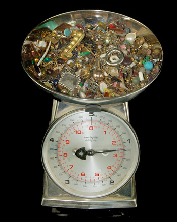 Jewellery Findings - OVER 2.5 Lbs - for Jewellery Making