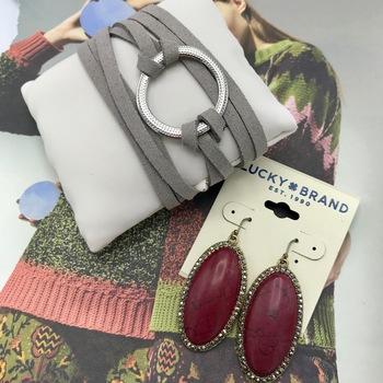 Designer Jewelry  Liquidation From Major Department Store 2 Pieces Retail $65