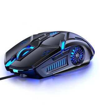 G5 e-Sports Wired Gaming Mouse Black