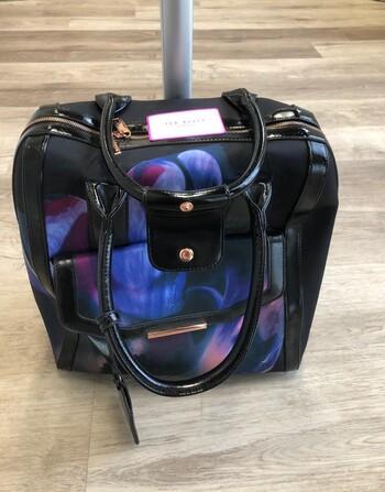 Ted Baker Travel Bag on Wheels