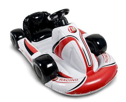 CTA - Inflatable Kart for Wii