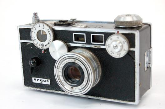 Vintage Argus 35mm Rangefinder Camera