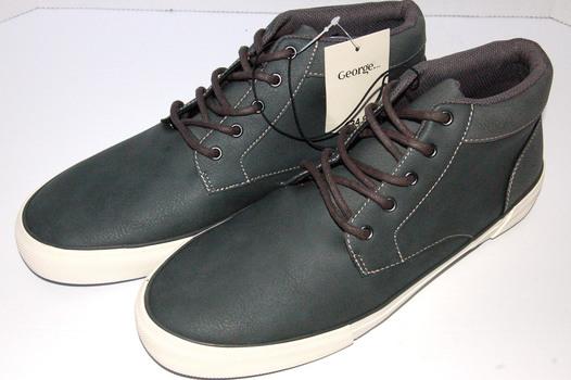 Men's Edward Sneakers Dark Grey Size 11