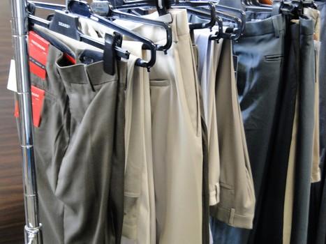 10 NEW Men's Pants