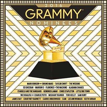 2016 GRAMMY Nominees CD
