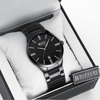 NEW Barkers Of Kensington Entourage Luxury Men's Watch Water Resistance Retail $730.00