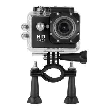 "2"" Waterproof 1080P Sport Action Camera"