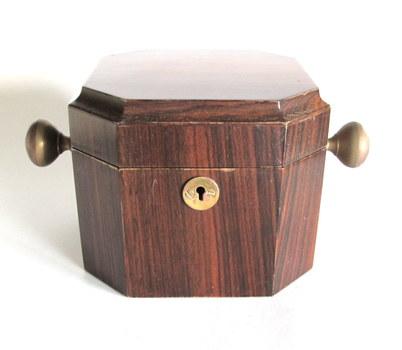Maritime Clock in Wooden Box