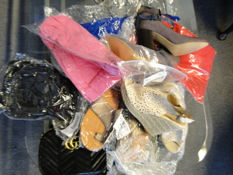 Unclaimed Box from Storage Locker