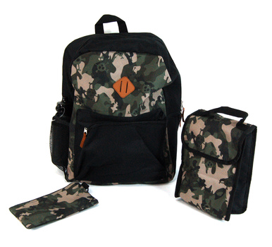 AIRWORKS - Backpack With Accessories