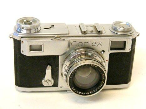 1941  Contax ll 35mm Camera
