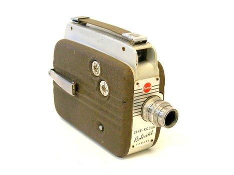 Cine-Kodak Reliant Camera