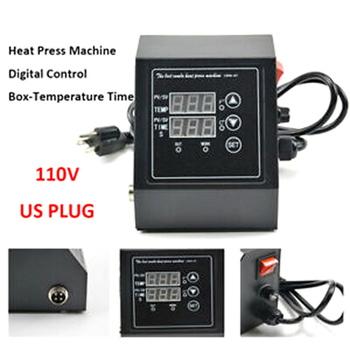 Heat Press Machine Digital Control Box
