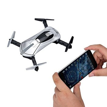 Voice Control Drone With Video Camera Capability 720P HD AND Wi-Fi Live FPV