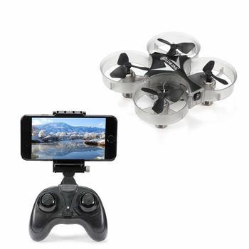 Quadcopter With Camera Live Video Altitude Mode RC Quadcopter Selfie Pocket Drone RTF