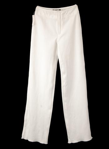NEW Women's Designer VERSACE Stretch Pants - Size 24 - Retail $325.00