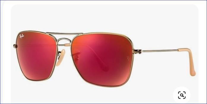 Ray Ban New Sunglasses # 3136 Retail $215.00