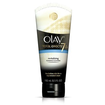 New Olay Total & Effects Revitalizing Foaming Face Cleanser, 5.0 oz 7 Skin Benefits In ONE