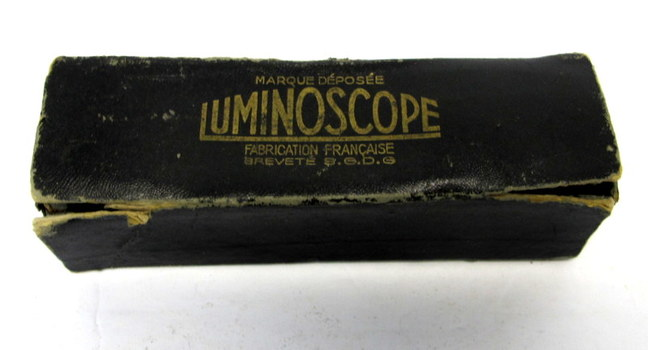 Vintage Luminoscope made in France