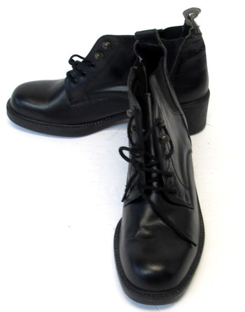Women's Lace Up  Ankle Boots -Size 8