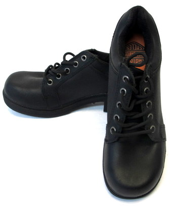 Harley Davidson Women's Lace Up Shoes -Size 7