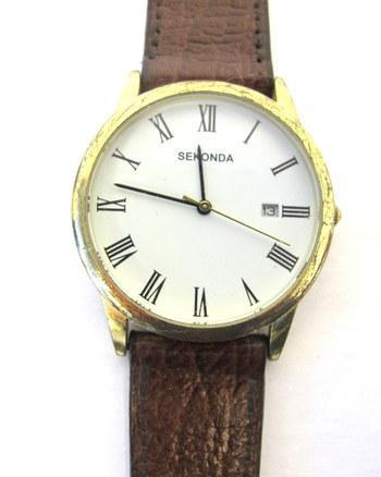 Vintage Sekonda Quartz Watch
